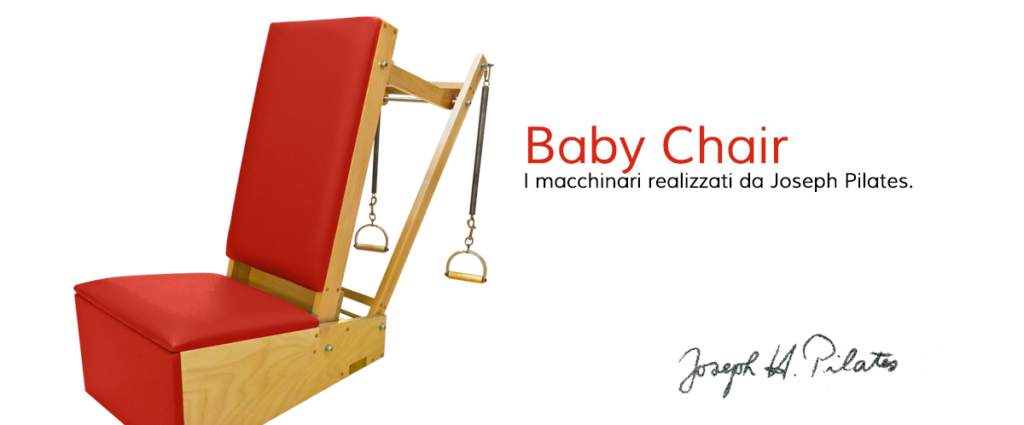 La Baby Chair del pilates
